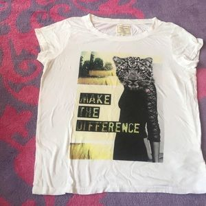 Tops - Eleven Paris Make The Difference Shirt